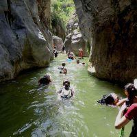 Rutas para este fin de semana, Arroyo Caicena de Almedinilla y las Angosturas del Río Guadalmima en Banahavis