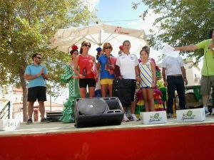 podium general en la Albaida