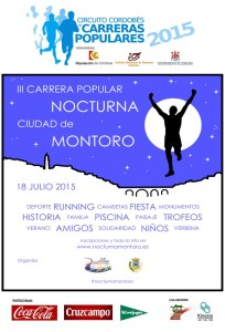 18 julio Montoro
