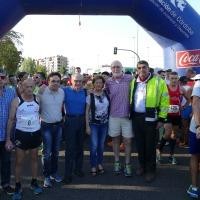 El sevillano Ruben Álvarez y la cordobesa Chari Yepes, hacen buenos los pronósticos y se adjudican la XXX edición de la Media Maratón Córdoba Almodóvar