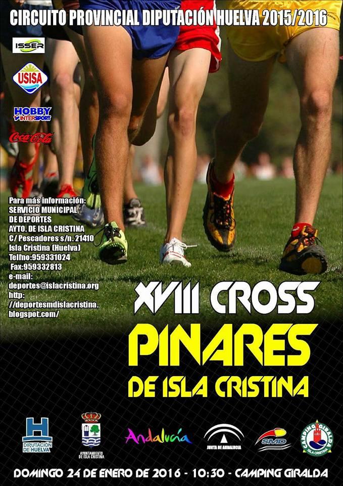 24 de enero Isla Cristina