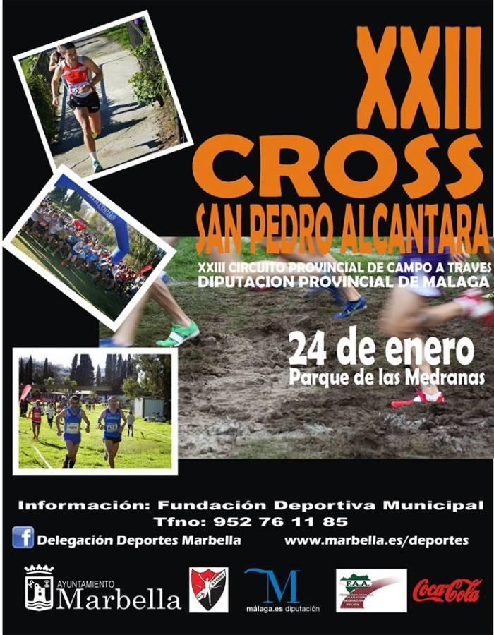 24 de enero San Pedro de Alcantara