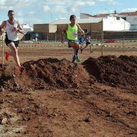 Pedro Jesús Wals y Sigrid Averlan primeros vencedores del 6º Circuito de Cross Miguel Ríos