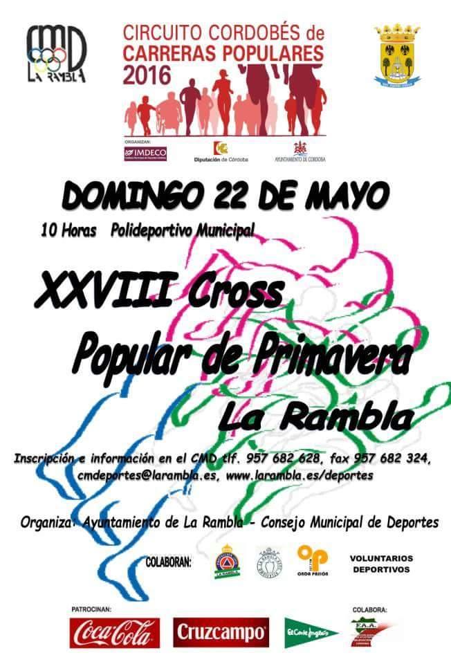 22 de mayo La Rambla