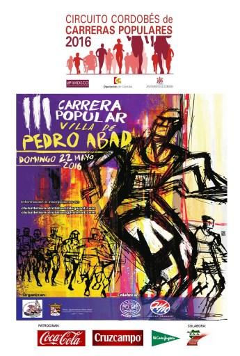 22 de abril Pedro Abad
