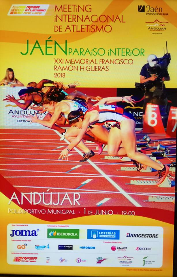1 de junio Andujar