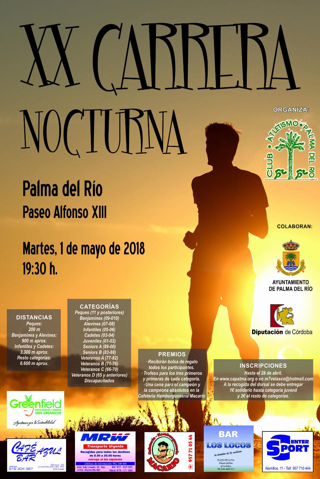 1 de mayo Palma del Rio