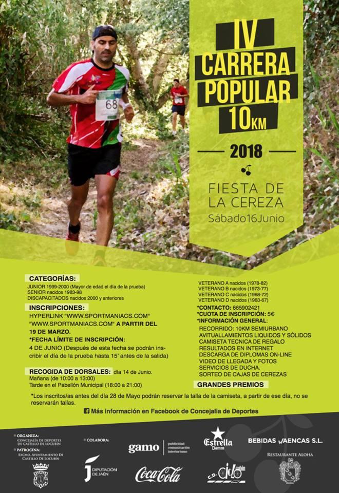 16 de junio Caastillo de Locubin