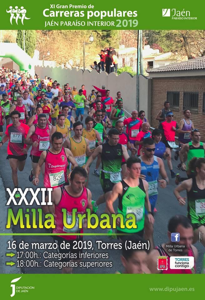 16 de marzo Torres Jaén