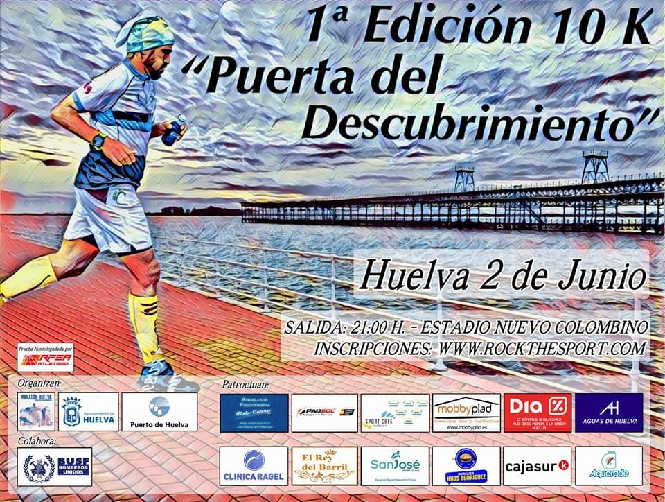 2 de junio Huelva