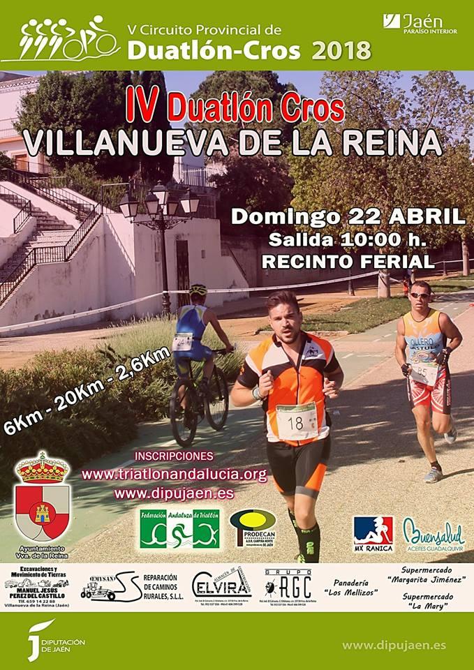 22 dde abril triatlón