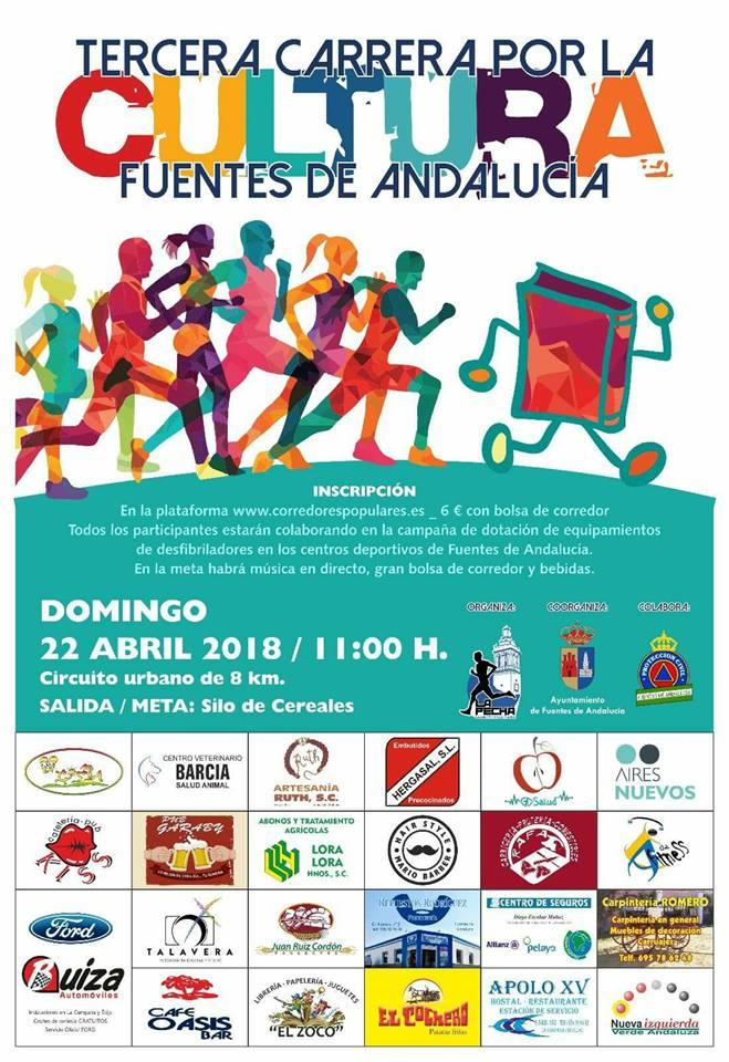 22 de abril fuentes de Andalucia