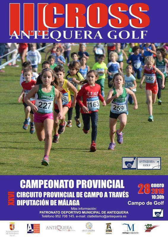 28 enero Antequera