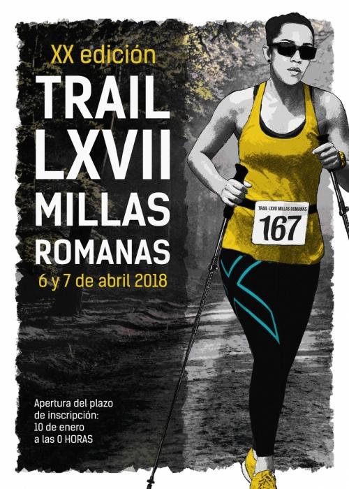 6 y 7 trail romana