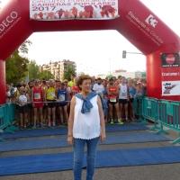 Triunfo de Ismail Serroukh y Marta Polo en la XXII Edición de la Media Maratón Córdoba-Almodóvar