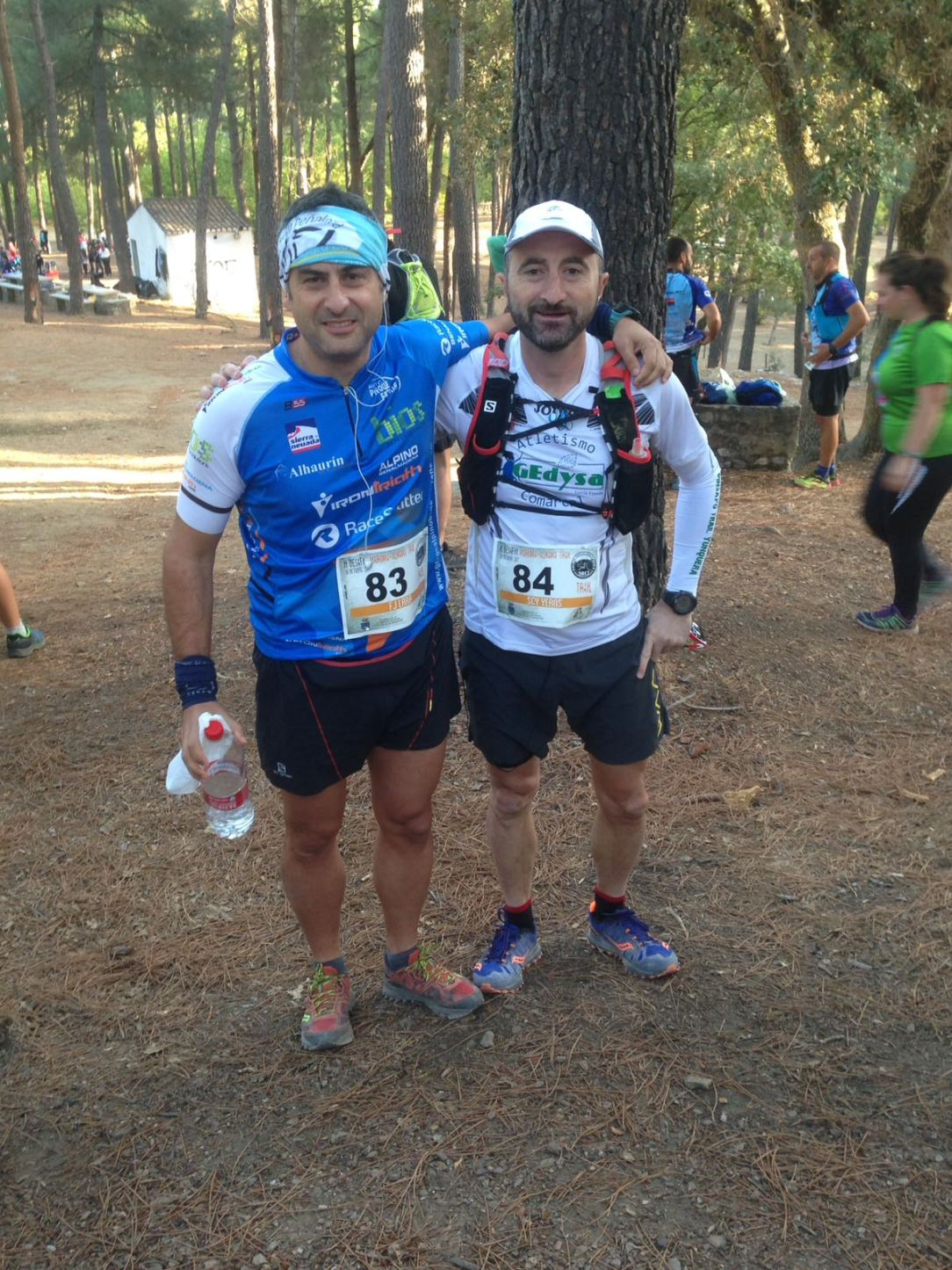 TRAIL CALAMORRO