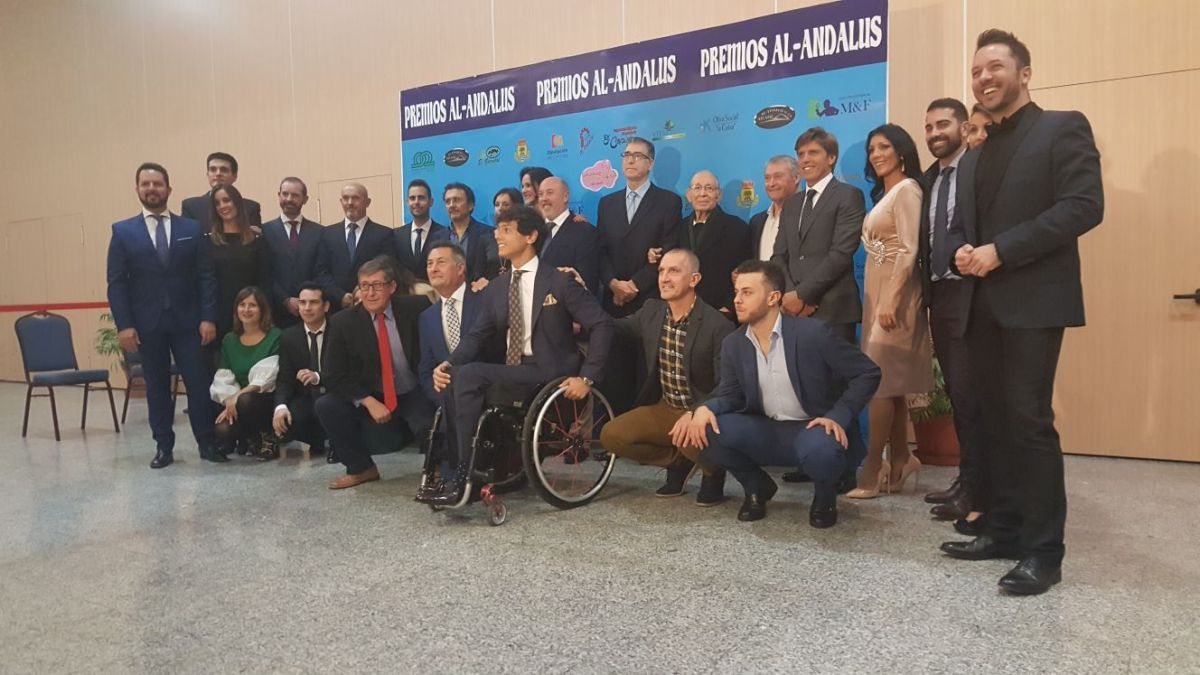 El Club Atletismo Trotasierra de Hornachuelos recibe el premio Al-Andalus Deportes