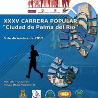 """XXXV Carrera Popular """"Ciudad de Palma del Río"""""""