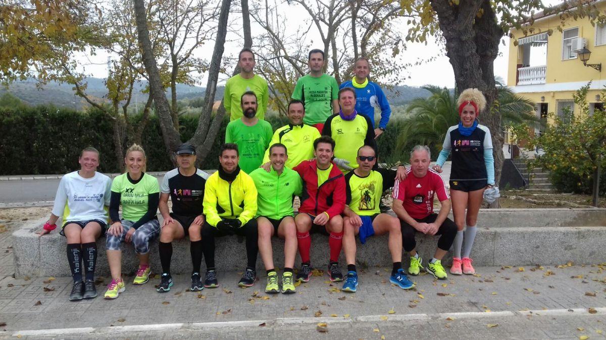 Nuevo Fin de semana repleto de competiciones para el Club de Atletismo Amigos el Canal