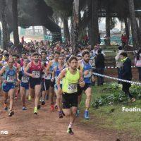 Resultados de la IV Jornada del Circuito Provincial de Cross Diputación de Sevilla