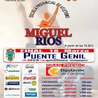 8º Circuito Provincial Cross Miguel Ríos (Clasificaciones Provicionales tras 9 pruebas celebradas).