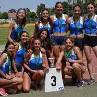 Bronce para el Club Trotacalles Córdoba en el Campeonato de Andalucía de Clubes Sub16