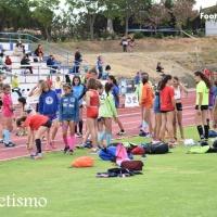 Se ha celebrando en la localidad de Carmona, el Campeonato de Andalucía Individual Zonal Occidental Sub12 y Sub14