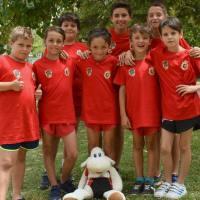 Las jovenes promesas del PAG Peñarroya Pueblo Nuevo octavos en el Andaluz Sub12