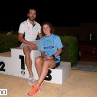 Recordamos la edición del 2018  en la que Pedro Pablo Cordoba y María del Mar Marques consiguieron el triunfo en la Carrera Nocturna de Montalban
