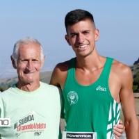 El veterano atleta Manolo Roldan se reencuentra con el Veleta