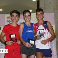 El Club de Atletismo Villanueva del Rey estuvo presente este pasado sábado en la CP de Belalcázar
