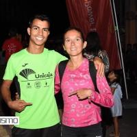 Mohamed Lansi y Lourdes Gonzalez  se alzan victoriosos en la III Carrera Nocturna Memorial Vicente Álvarez Márquez de Palma del Río