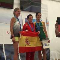 La jienense Lola Chiclana Parrilla campeona del mundo W40 de Media Maratón