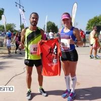 Nuevo triunfo de Raquel Hernández y  Pedro Pablo Córdoba en la CP Ruta del Aceite (La Victoria)
