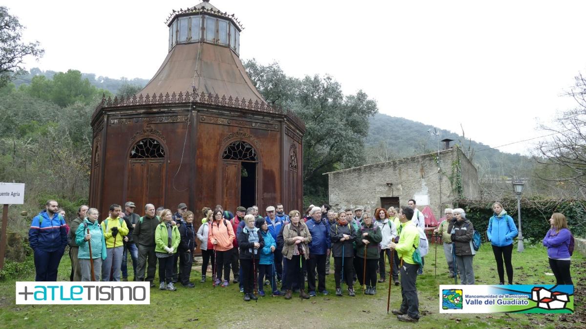 """Reportaje fotográfico de la Ruta de Senderismo """"Los Caminos de Villaharta"""""""