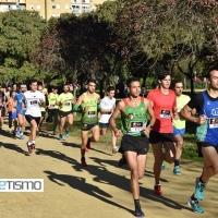 Manuel Torres y Cintia Sánchez vencedores en la IV Carrera Solidaria Corre con Papá Noel