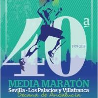 Mañana día 11 de diciembre, se cierran las inscripciones para la Media Maratón Sevilla-Los Palacios y Villafranca