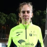 La cordobesa Teresa Morata Moreno sube al podium en el VIII Campeonato de España de Marcha de Invierno de Promoción celebrado en Guadix