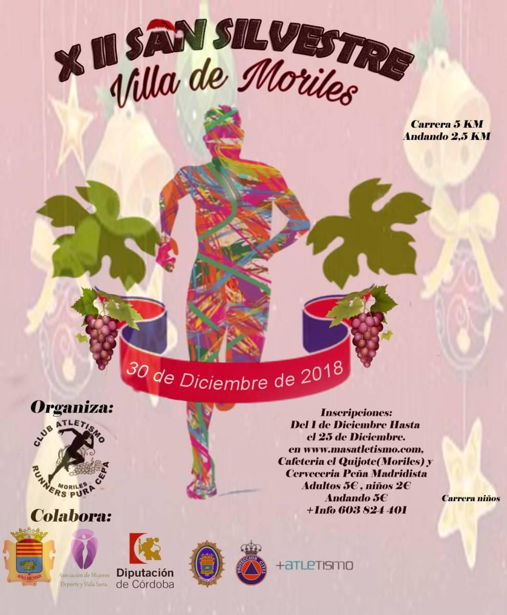 Continuamos con el plazo abierto para que puedas inscribirte en la Silvestre Villa de Moriles