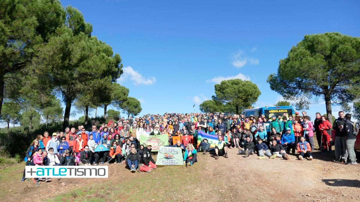 Éxito participativo en la XI Travesia Solidaria Villafranca con los Niños Saharauis