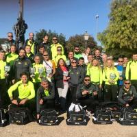 Club de Atletismo Amigos del Canal  desplaza 35 corredores a la Ruta de Carlos III celebrada este pasado fin de semana