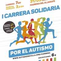Con motivo del Día Mundial del Autismo, Autismo Sevilla celebra la I Carrera Solidaria por el Autismo, la cita el 31 de marzo