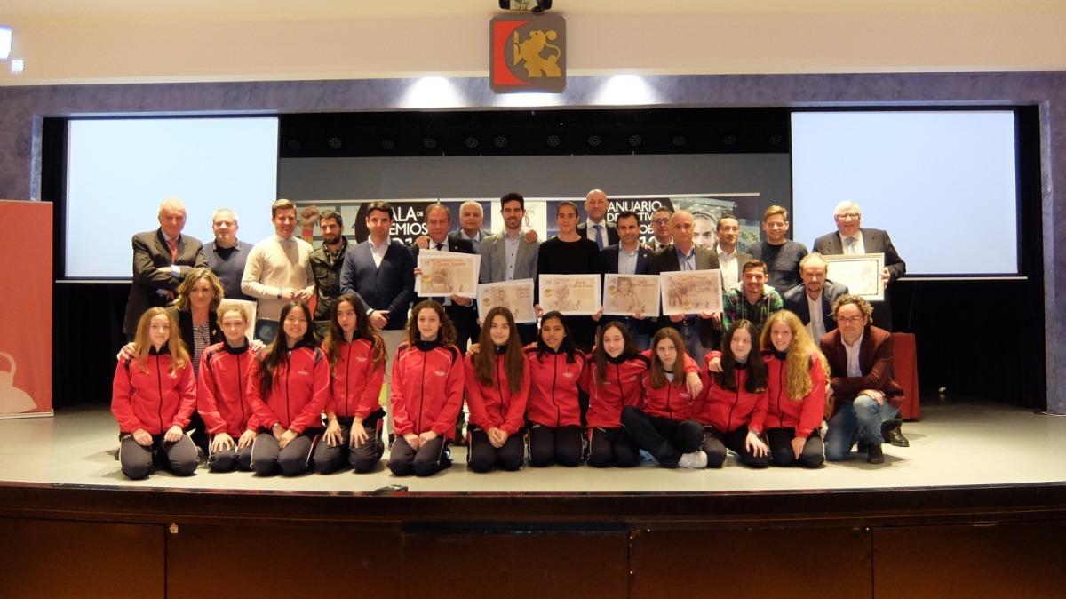 Gala de Entrega de Premios 2018 de la Asociación de Periodistas Deportivos de Córdoba APDC