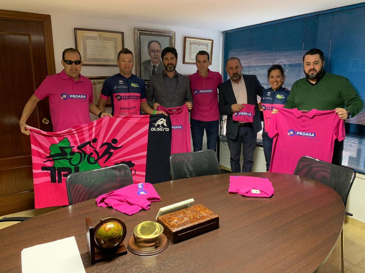 El Club Triguadiato presenta su nueva equipación para la presente temporada