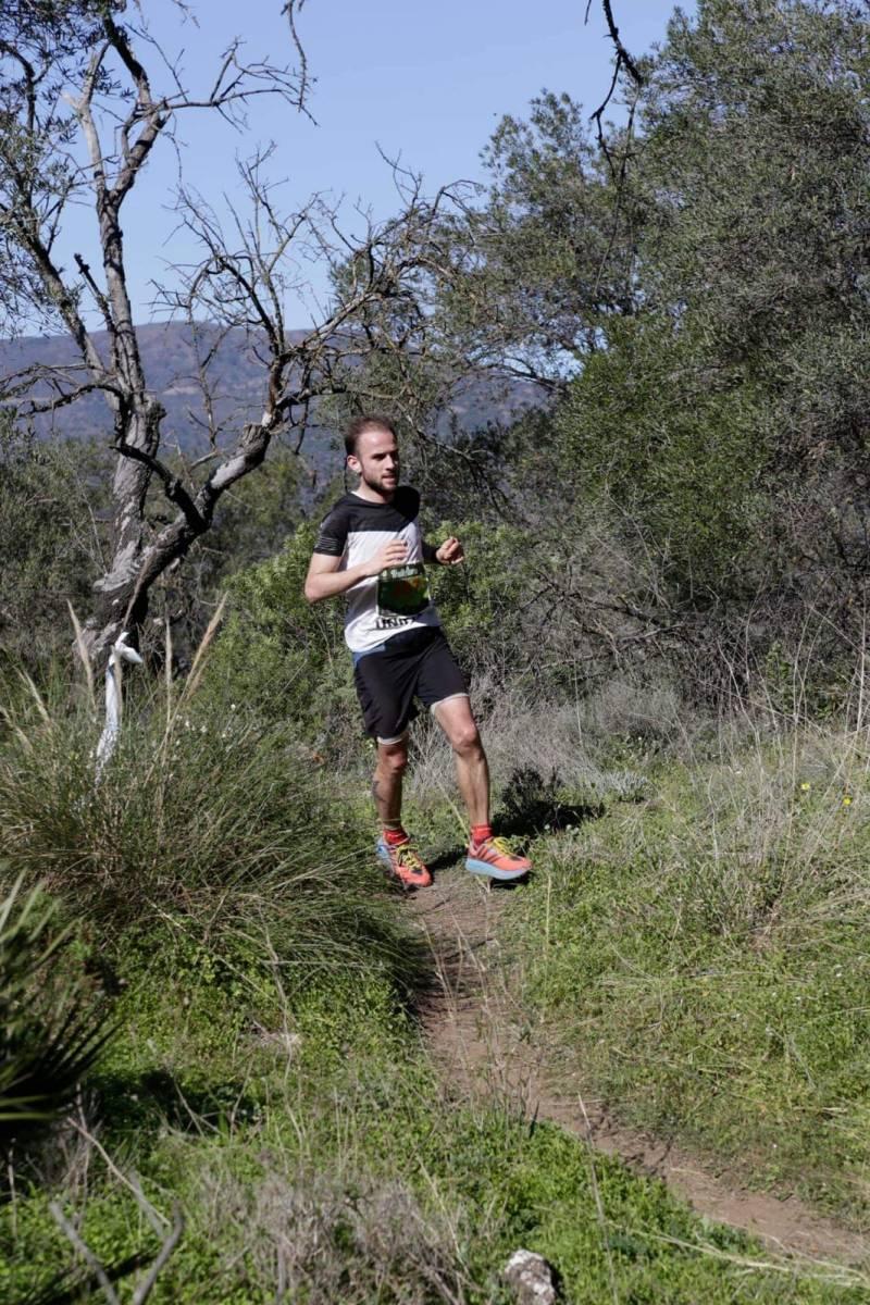 El espeleño Ángel Merino seleccionado por la FAA para el I Campeonato de España de Trail por Federaciones Autonómicas