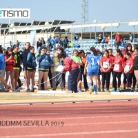 Resultados del 2ª jornada de los JJDDMM de Sevilla