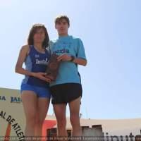 Cristobal Ortigosa y Rafi Mengual han sido los vencedores de la 8ª prueba del Circuito de Cross Miguel Ríos celebrada en Puente Geníl