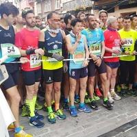 Alberto Casas y Lola Chiclana vencieron con solvencia en la XXIV Carrera Popular se la Salud de Jaén