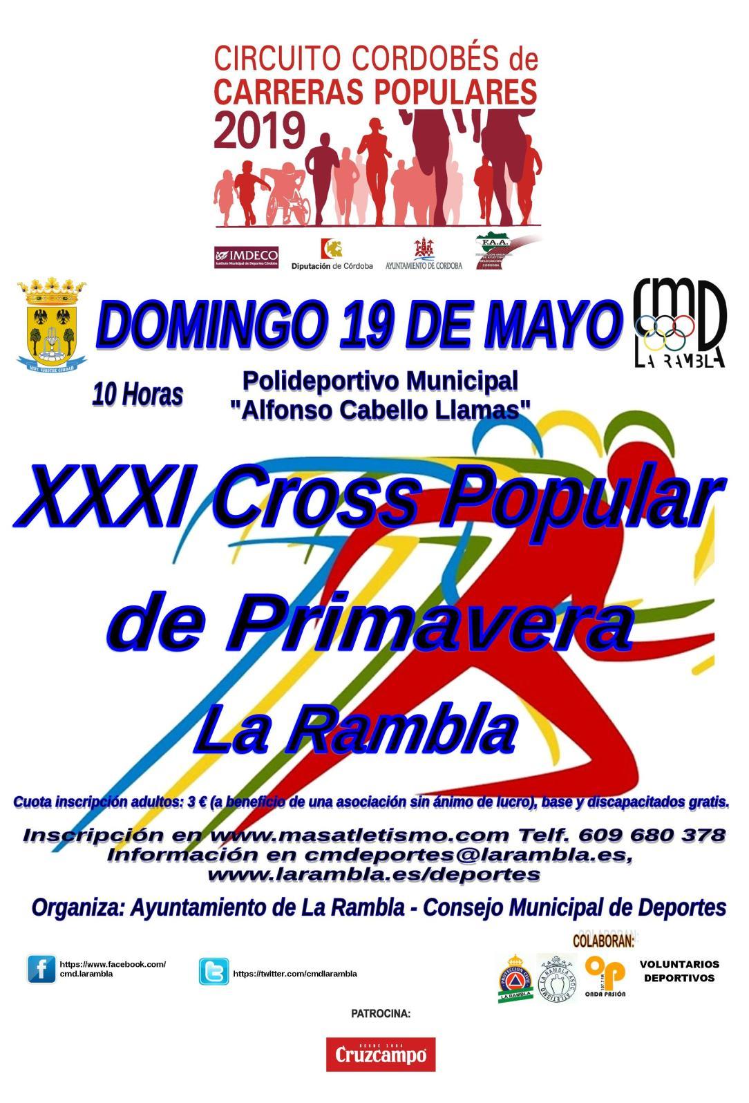 XXXI Cross de Primavera