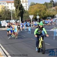 Nieves Torres Moreno y Antonio Escobar se imponen en la I Carrera Solidaria por el Autismo Mairena del Aljarafe